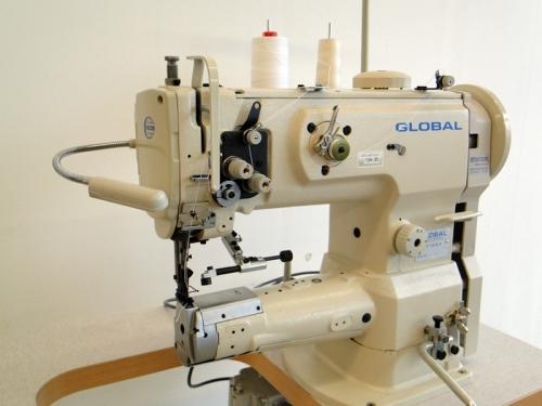 Global WF 1575 LH Freiarm- Nähmaschine