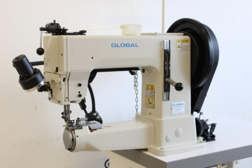 Global WF 9205 schwere Freiarm Steppstichmaschine