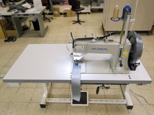 Global 920XLH Nähmaschine für extreme Stepparbeiten