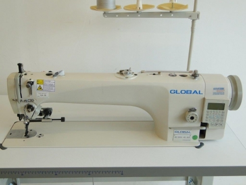 Global WF 3955-45 AUT Langarm Nähmaschine