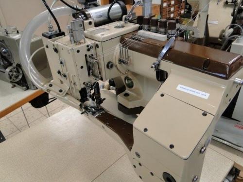 Mauser Lock Klasse 41 Flachnahtnähmaschine