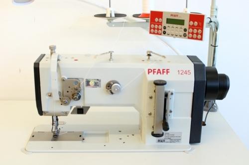 Pfaff 1245 Polsterernähmaschine mit Fadenabschneider