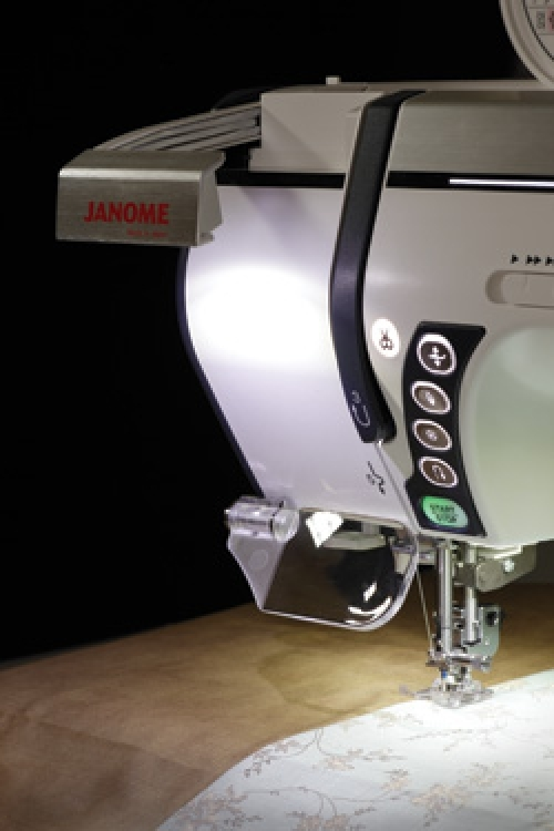Janome Horizon  Memory Craft 15000 Näh-Stickmaschine