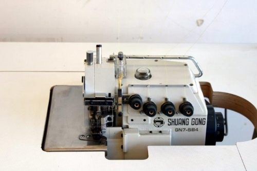 Safety Overlock  GN7-5B4