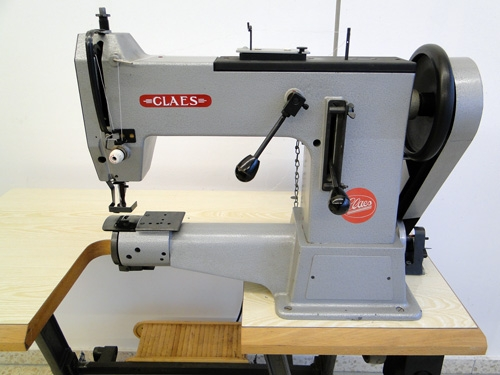 Claes 223 -1 Freiarm-Sattler-Nähmaschine