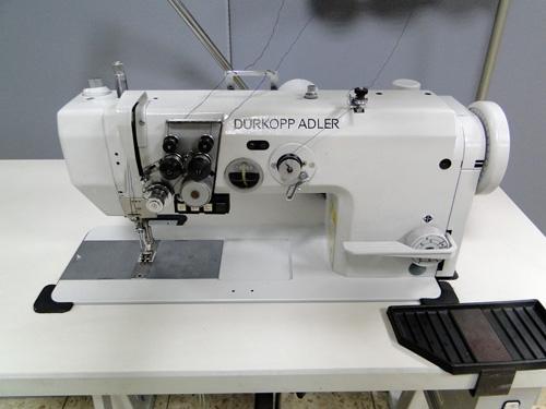 Duerkopp Adler Klasse 1220 2-Nadel Nähmaschine