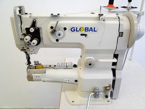 Global 975 Freiarm-Nähmaschine