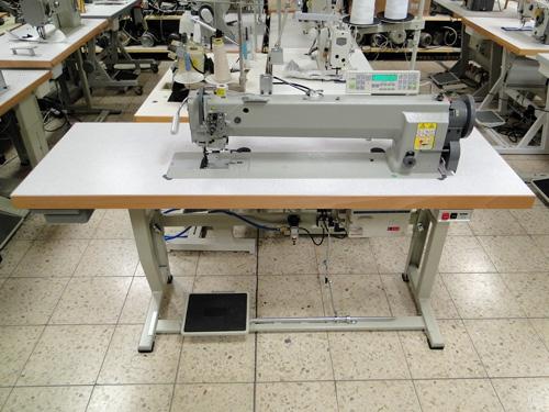 Global WF 925-60cm AUT Langarm Polsterer-Nähmaschine
