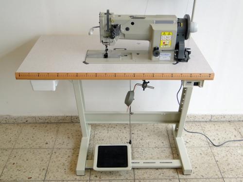 Global WF 925 Polsternähmaschine - (Ledernähmaschine)