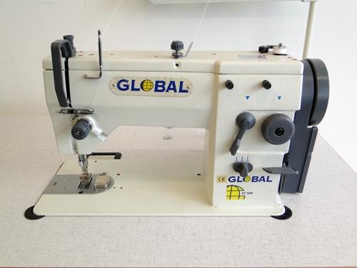 Global 509 Handwerker Zick Zack Nähmaschine