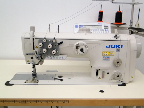Juki LU 2860-7  2-Nadel Polsternnähmaschine