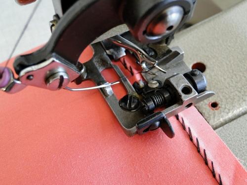 Mauser 68 -17221-01 Blindstichnähmaschine