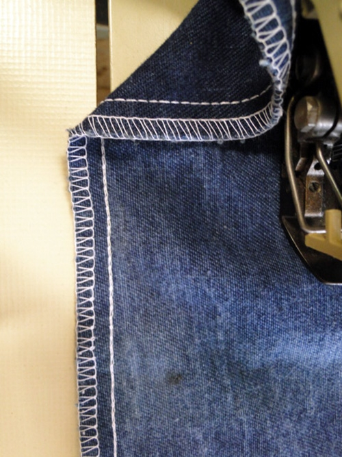 Mauser Spezial 9732 2-Nadel 5-Faden Safety Overlock