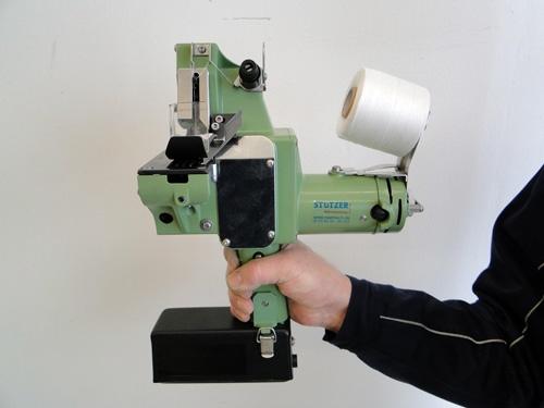 Handnähmaschine 101 mit Akku