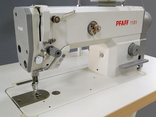 Pfaff 1181 Schnellnäher mit Nadeltransport