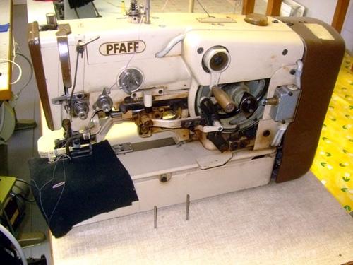 Pfaff 3116 Strickwaren-Knopfloch-Nähmaschine
