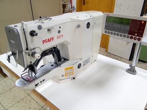 Pfaff 3371 Riegelautomat, freiprogrammierbar