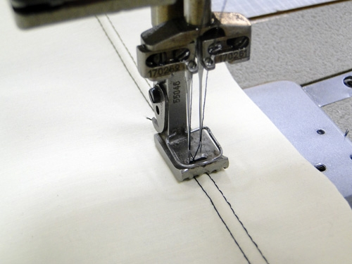 Pfaff 5483 2-Nadel Doppelkettenstich (Biesennaht 3,2mm)