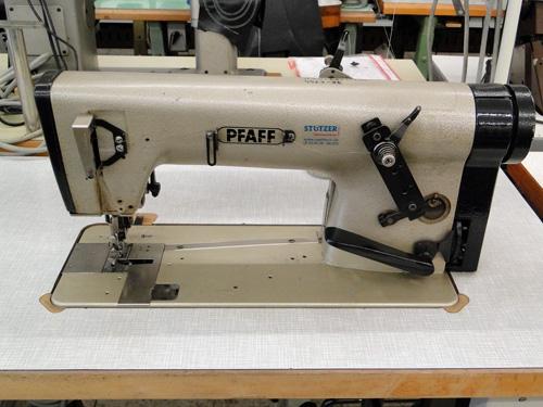Pfaff 5487 -814/01 -706/82 -6/41 -650/01 BS Einfassmaschine