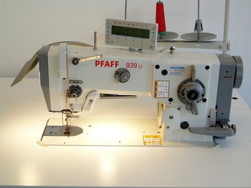 Pfaff 939 U -6/01 -900/24 BS 6-Stich Zick-Zack, umschaltbar