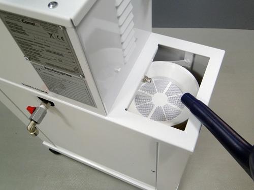 Dampfbügelstation Pratika 4,5 Liter mit Zuspeisepumpe