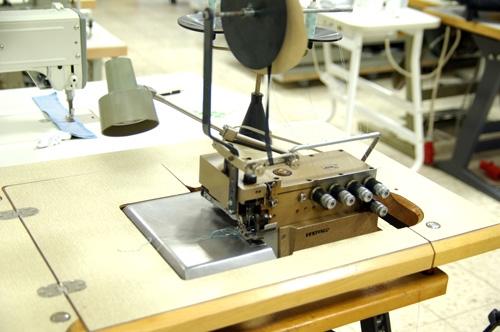 Textima / Altin 2-Nadel 5-Faden Überwendling-Nähmaschine