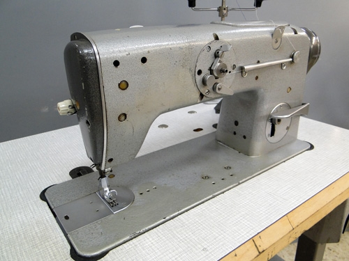 Textima 8332 1-Nadel Steppstichnähmaschine