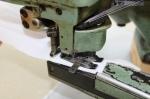 Flatlock 8480 4-Nadel 9-Faden Armabwärts Flachnaht