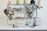Freiarm-Saumnähmaschine 3-Nadel Unter- und Überdeck Global CB3703AUT
