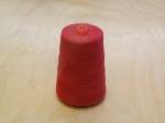 Nähgarn für Sacknähmaschinen rot, 1000m