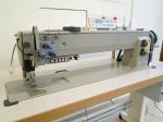 2-Nadel Langarm Nähmaschine mit Puller WF 1767