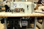Global WF 9245 mit Servo-Elektronikmotor Polsterernähmaschine