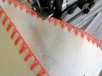 Irmscher 22 Deckensäum- und Muschelhäkelmaschine