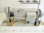 2-Nadel Ziernaht-Nähmaschine LJ-20606