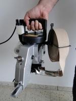 Sacknähmaschine N-600 mit Einfassband 50mm
